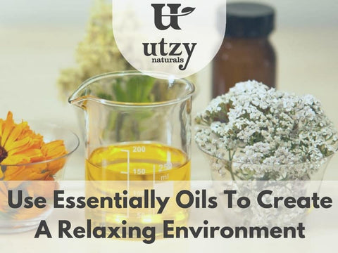 Aromatherapy for sleep