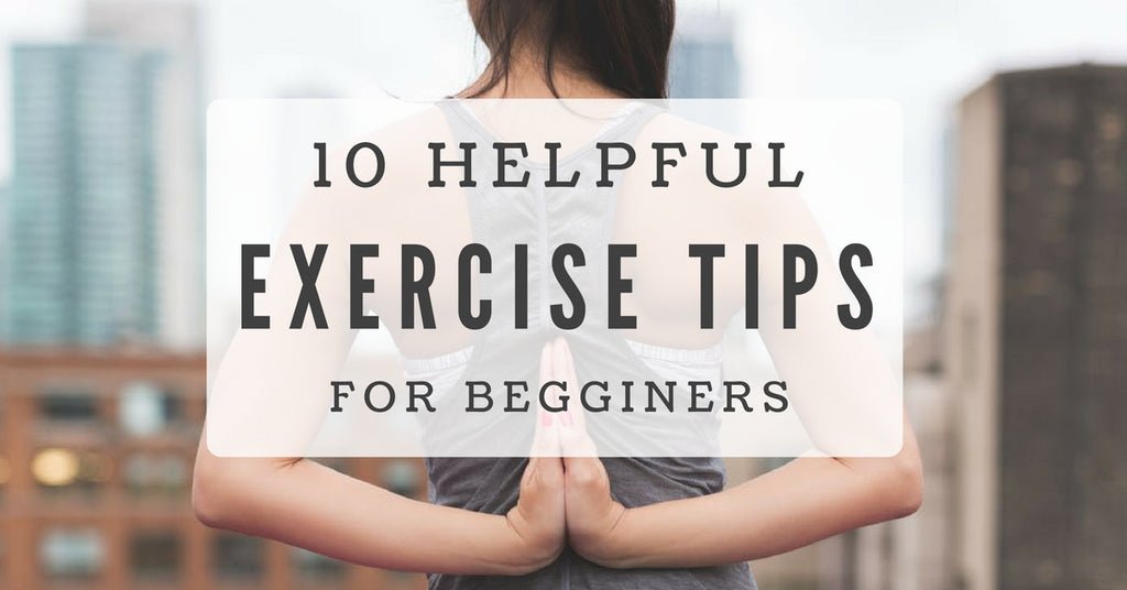 fitness tips for begginers