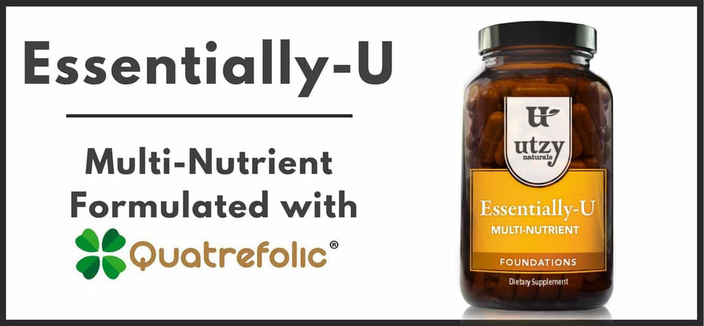 Natural folic acid supplement