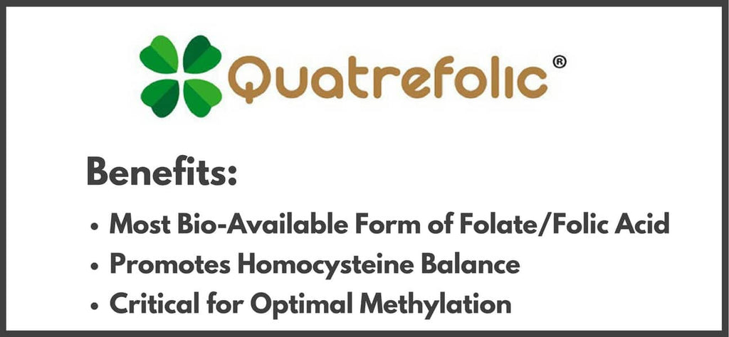 Quatrefolic Benefits
