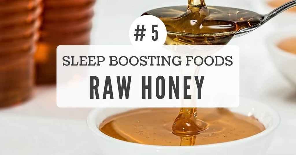 Sleep benefits of honey