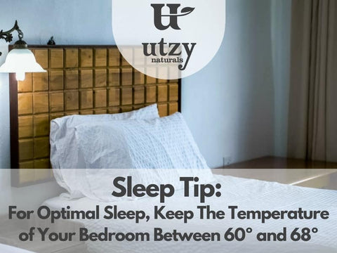 The Best Temperature for Sleeping