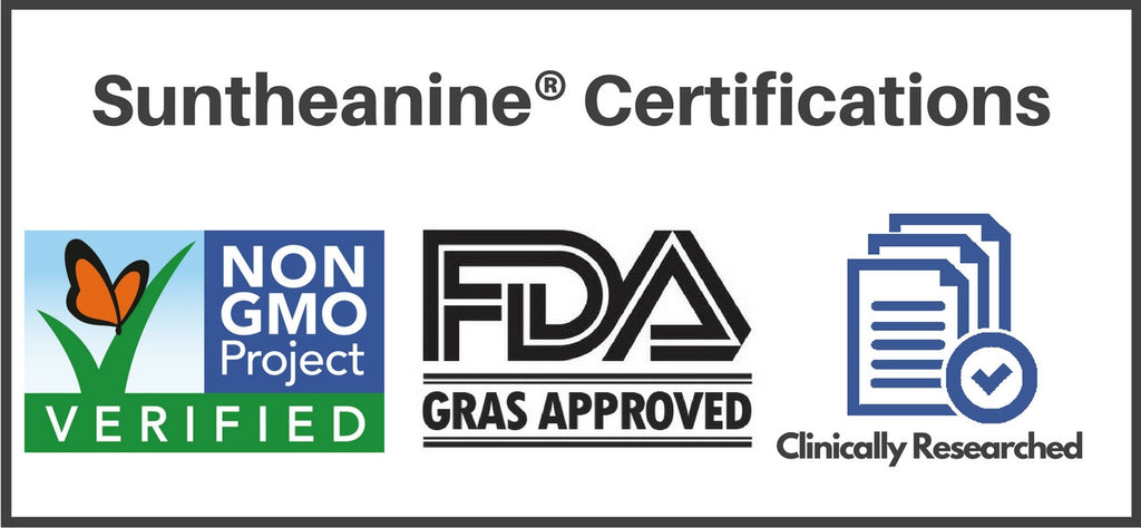 Suntheanine Certifications