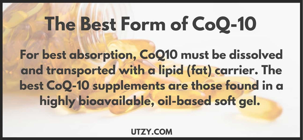 CoQ-10 Softgels
