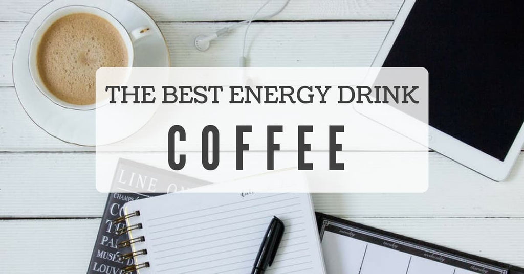 coffee is the healthiest energy drink