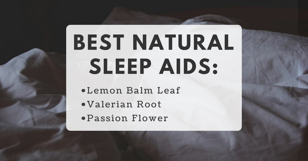 best melatonin-free sleep aids