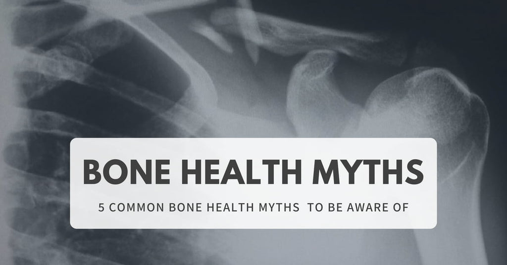 bone health myths
