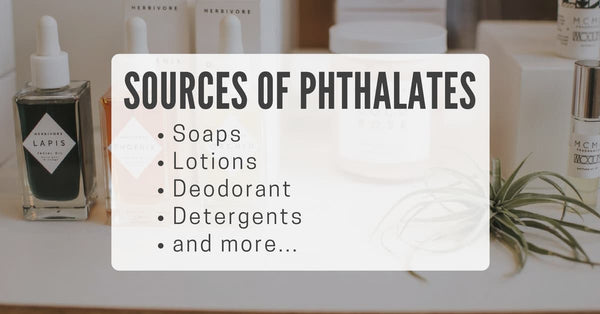 sources of Phthalates