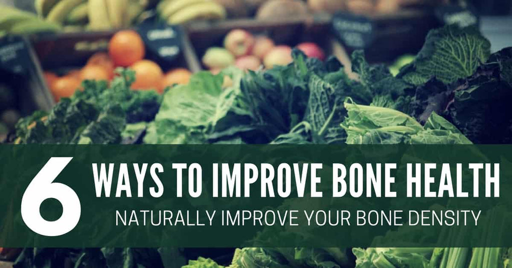 how to improve bone health