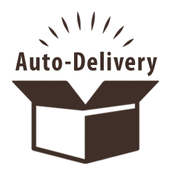 10% discount on all Auto-Delievery