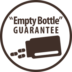 The Utzy Empty Bottle Guarantee