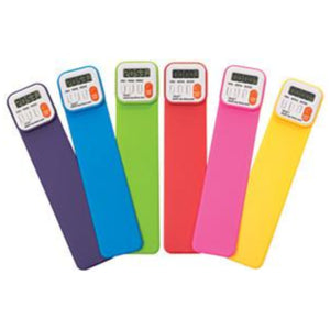 DIGITAL BOOKMARK -- RECORD YOUR CHILD'S READING TIME!