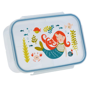 CLIP-TOP LUNCH BOX -- ISLA THE MERMAID
