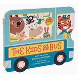 KIDS ON THE BUS BOARD BOOK