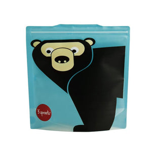 SANDWICH BAG 2PK -- BEAR