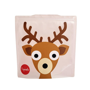 SANDWICH BAG 2PK -- DEER