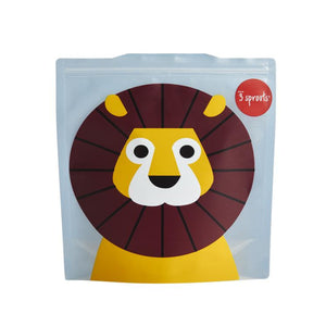 SANDWICH BAG 2PK -- LION