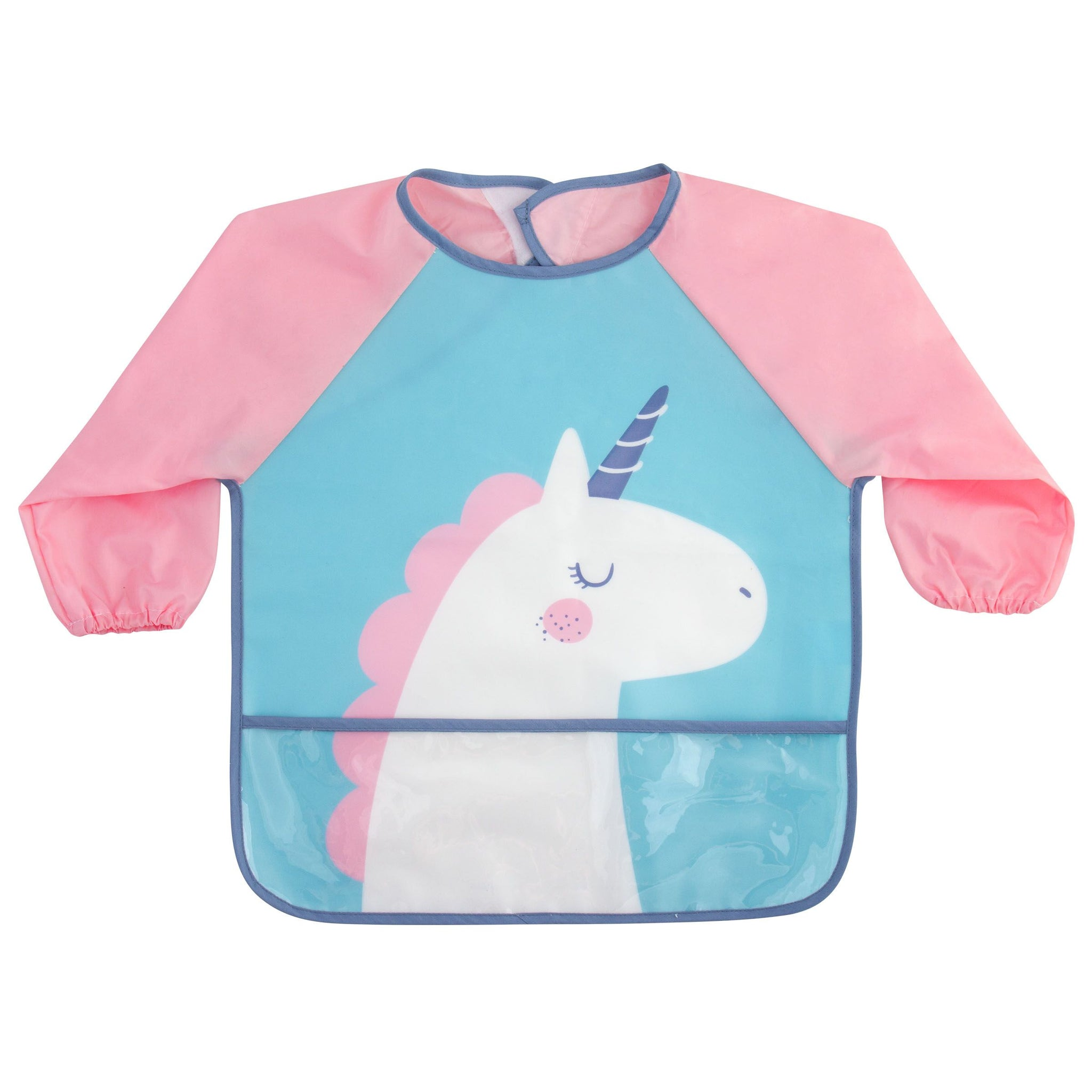 ART SMOCK -- UNICORN