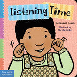 LISTENING TIME (BOARD BOOK)