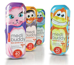 MEDI-BUDDY - THE KID FRIENDLY FIRST AID KIT