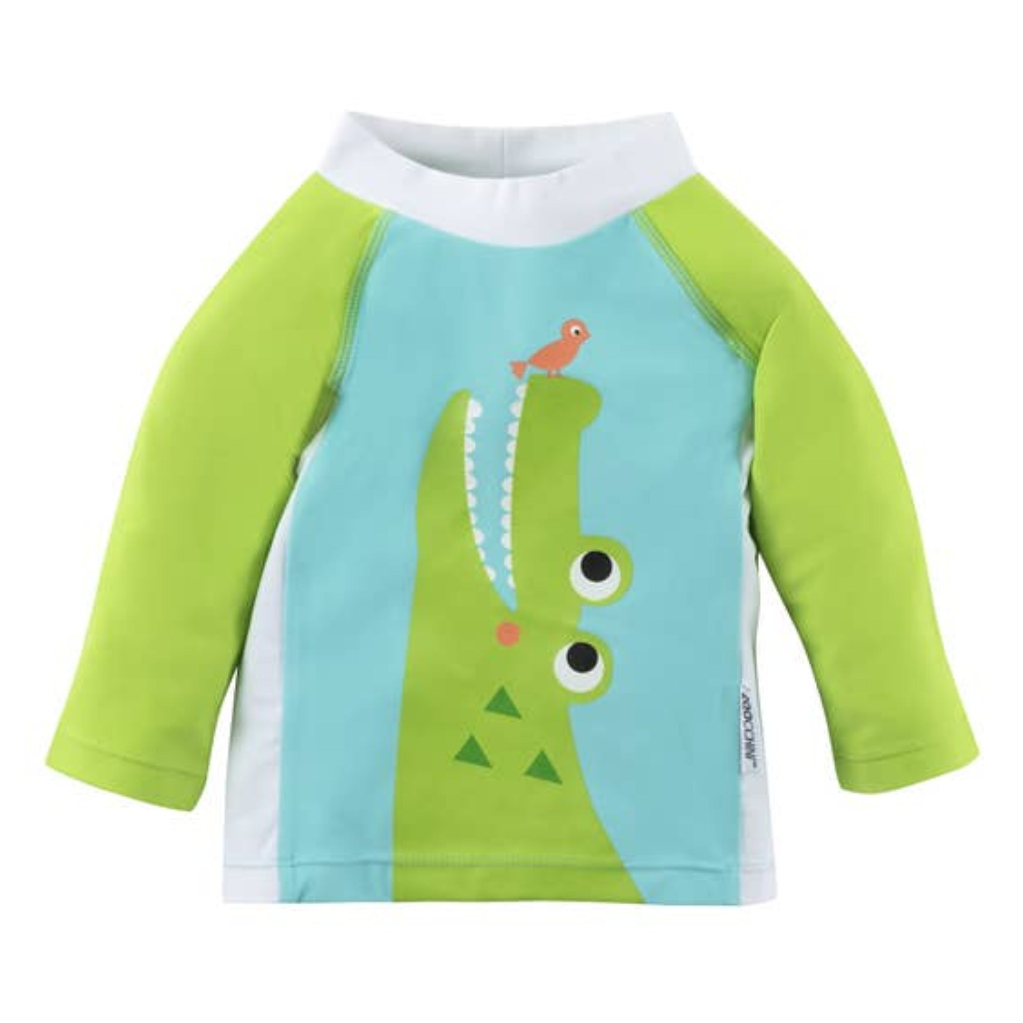 BABY RASHGUARD UPF50+ -- AIDEN THE ALLIGATOR