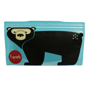 SNACK BAG 2PK -- BEAR