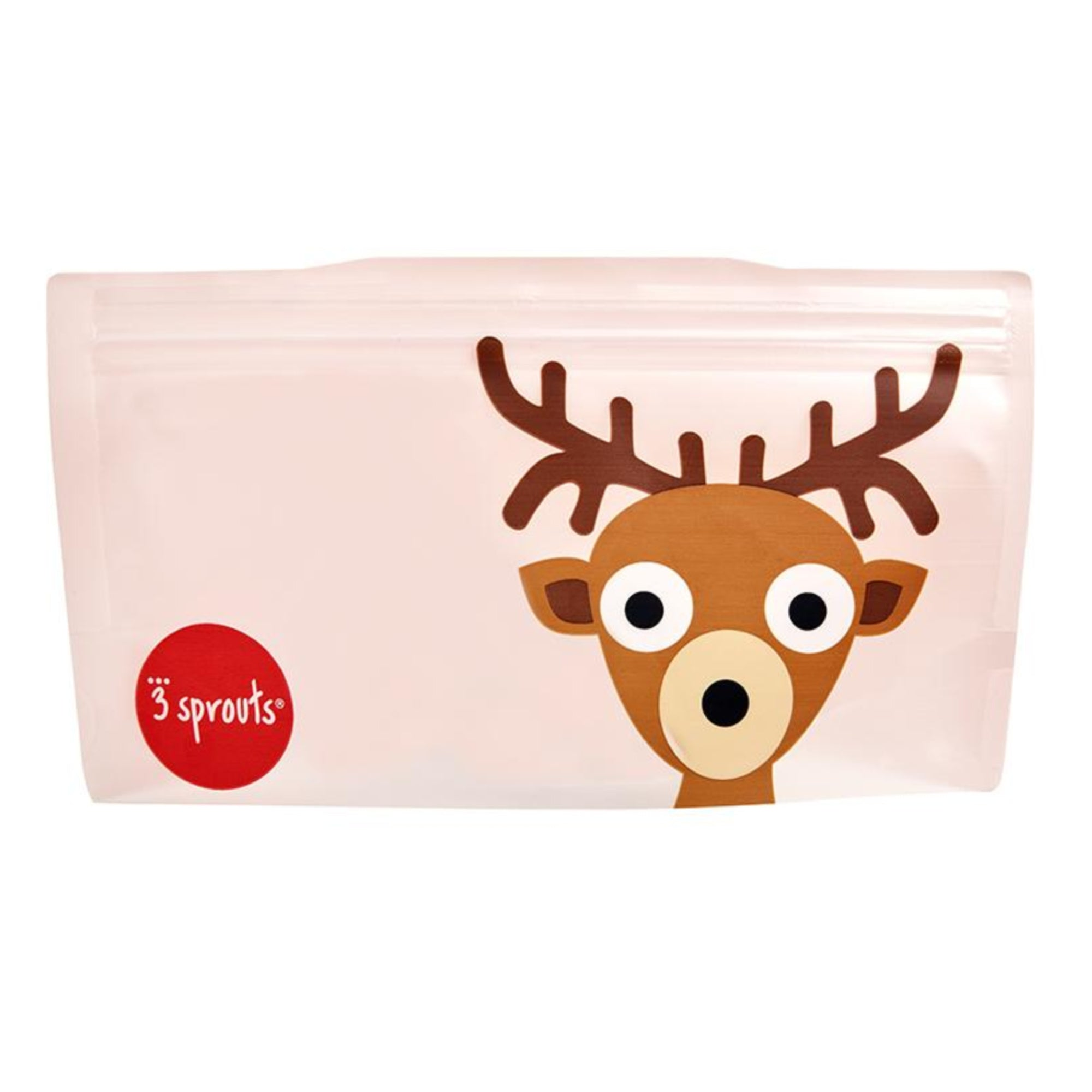 SNACK BAG 2PK -- DEER