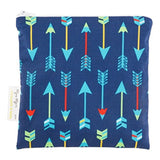 REUSABLE SNACK BAG -- ASSORTED STYLES