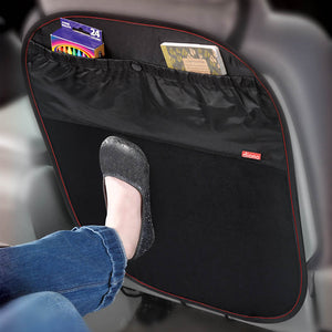 STUFF 'N' SCUFF PROTECT YOUR SEAT FROM LITTLE FEET!
