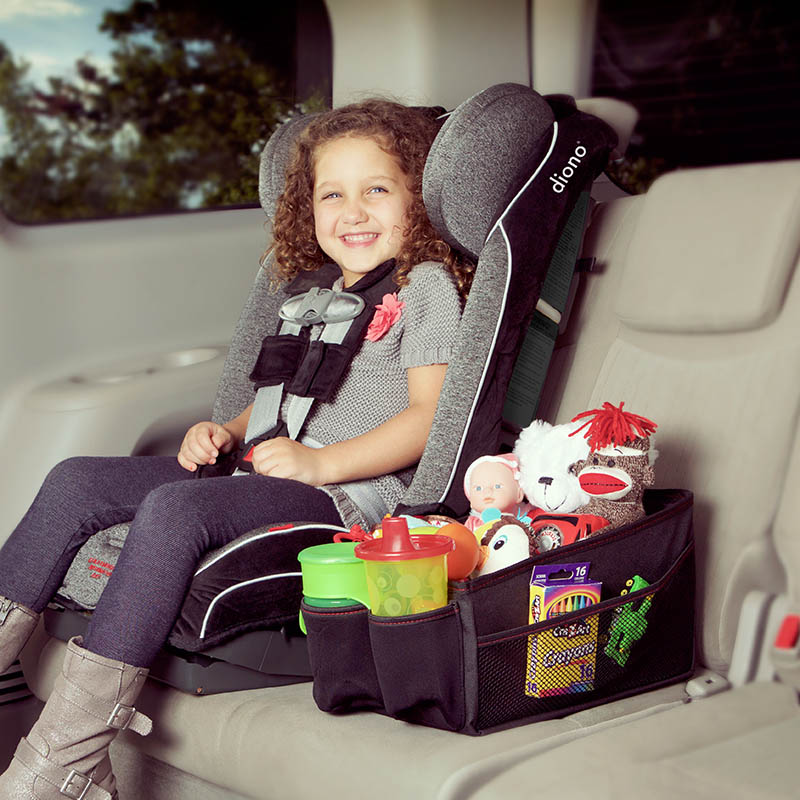 TRAVEL-PAL CAR SEAT ORGANIZER