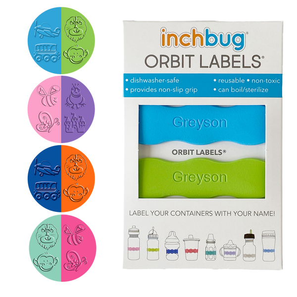 3D Orbit Labels