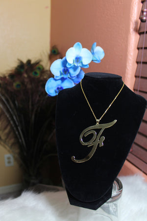 F Necklace
