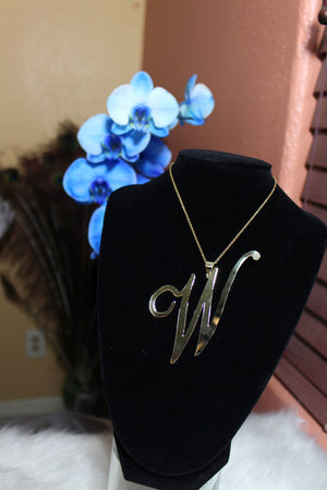 W Necklace