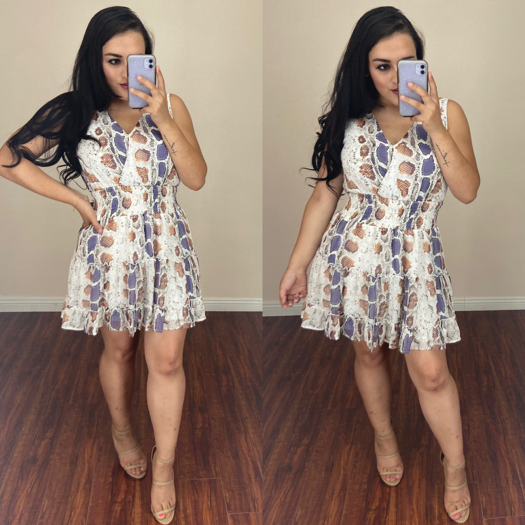 Roxanne Dress