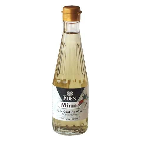 Eden Foods Mirin Rice Cooking Wine ( 1x10.5 Oz)