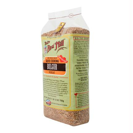 Bob's Bulgur (ala) From Hard Red Wheat ( 4x28 Oz)