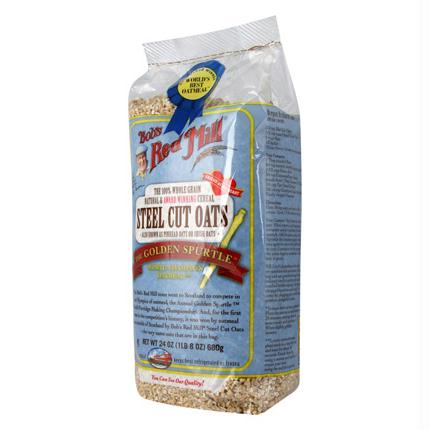 Bob's Red Mill Steel Cut Oats (4x24 Oz)