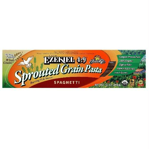 Food For Life Ezekiel 4:9 Spaghetti Pasta (6x16 Oz)