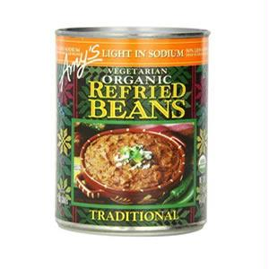 Amy's Kitchen Refried Beans (12x15.4 Oz)