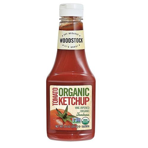 Woodstock Tomato Ketchup (16x14 Oz)