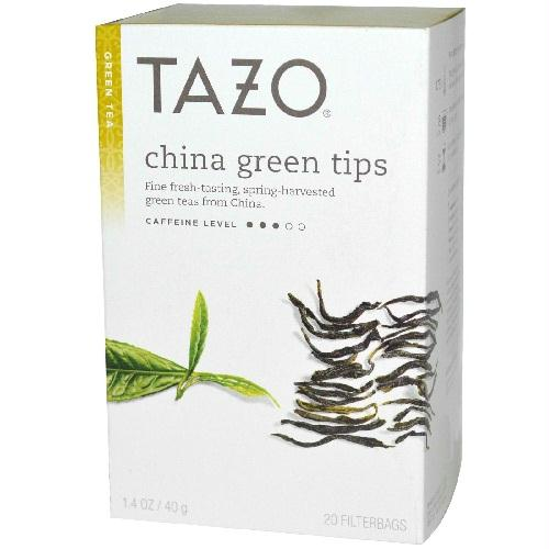 Tazo Tea China Green Tips Tea (6x20 Bag)