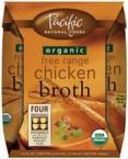 Pacific Natural Chicken Broth (6x4x8 Oz)