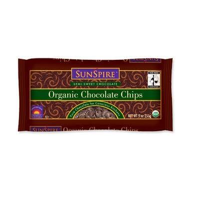 Sunspire Chocolate Chips ( 12x9 Oz)