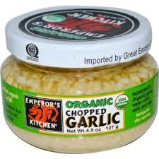 Emperor's Kitchen Chopped Garlic (12x4.5 Oz)