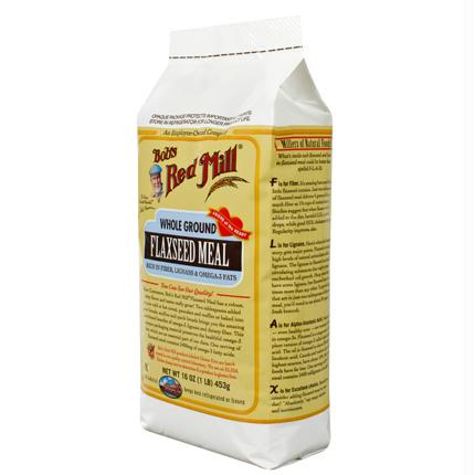 Bob's Flaxseed Meal ( 4x16 Oz)
