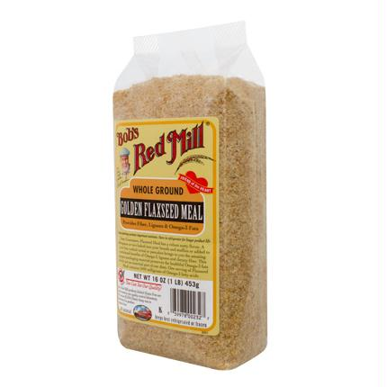 Bob's Red Mill Golden Flaxseed (4x24 Oz)