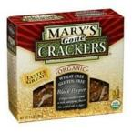 Mary's Gone Crackers Black Pepper Crackers Gluten Free (12x6.5 Oz)