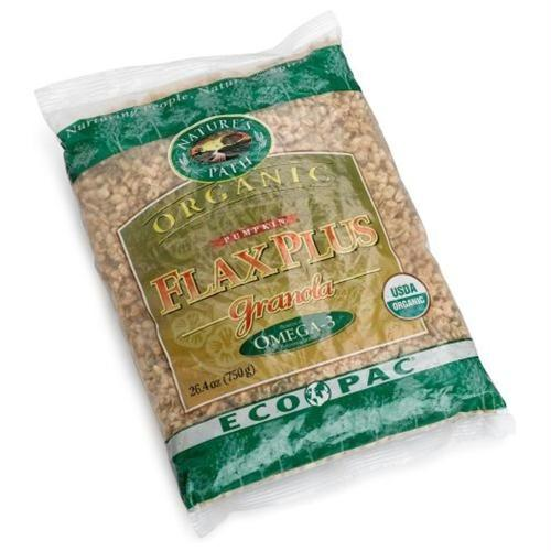 Nature's Path Granola Pumpkin Flax Plus Ec Granola (6x26.4 Oz)