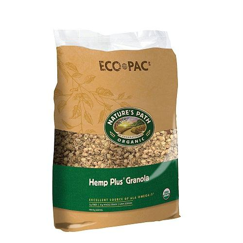 Nature's Path Hemp Plus Eco Pak Granola (6x26.4 Oz)