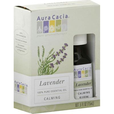 Aura Cacia Lavender Essential Oil (1x0.25oz)
